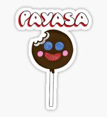 Funny Latinx Sweet Payasita Mexican candy treat Sticker