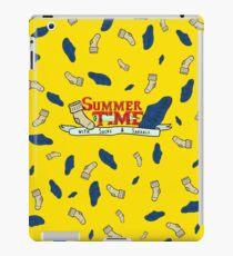 Summer Time - Adventure time parody  iPad Case/Skin