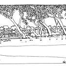 Nedlands Foreshore Park Perth by Simon