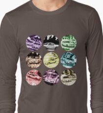 Multi-Colored Racing Dots T-Shirt