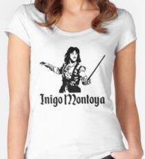 Inigo Montoya Women's Fitted Scoop T-Shirt