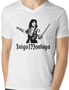 Inigo Montoya Mens V-Neck T-Shirt