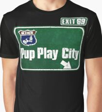 Pup Play City Graphic T-Shirt
