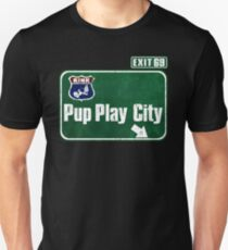 Pup Play City T-Shirt