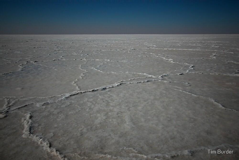 Lake Eyre by Tim Burder