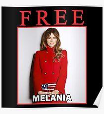 Free Melania Trump Poster