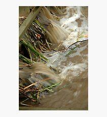 Unleash The Flood Photographic Print