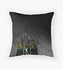 St Augustines Throw Pillow