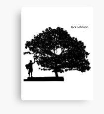 Jack Johnson Canvas Print