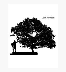 Jack Johnson Photographic Print