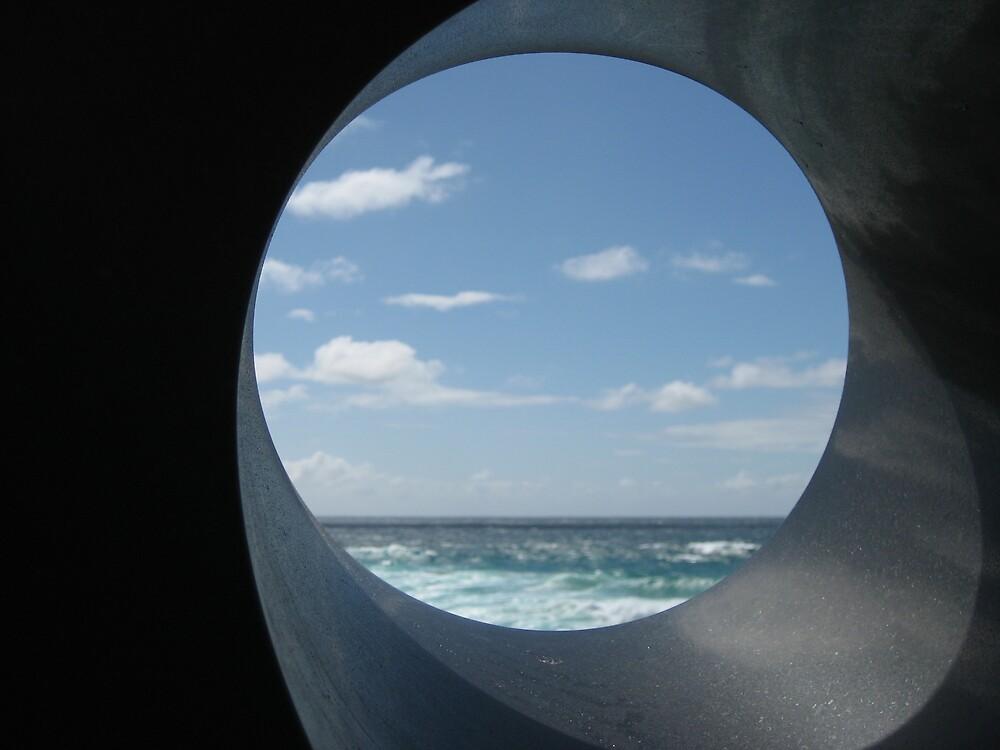 The round window by Amantha