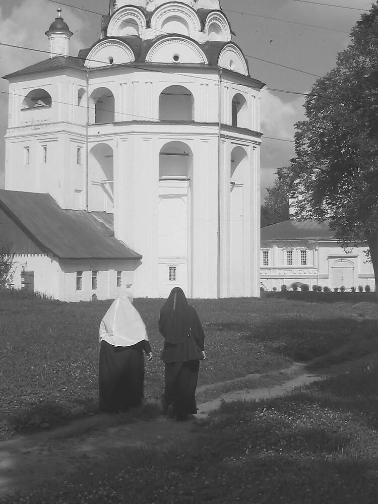 Nuns by Stephie642