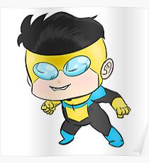 chibi invincible Poster