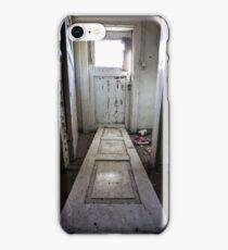 Door Step (urban exploration) iPhone Case/Skin