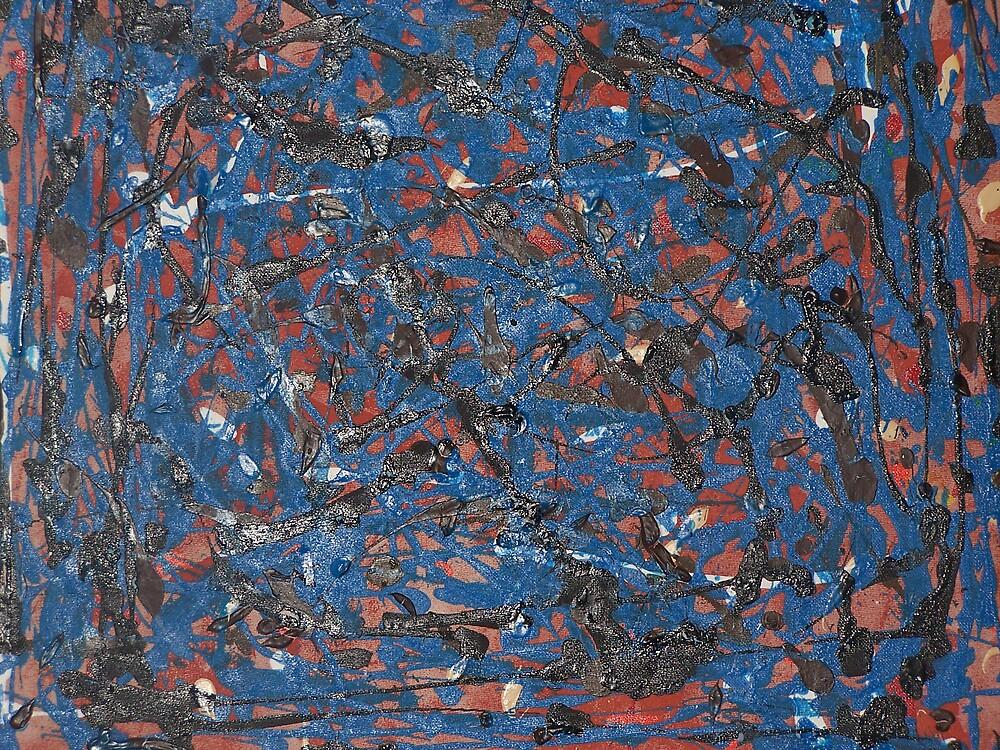 Blue Chaos by Matai (Max) Volau