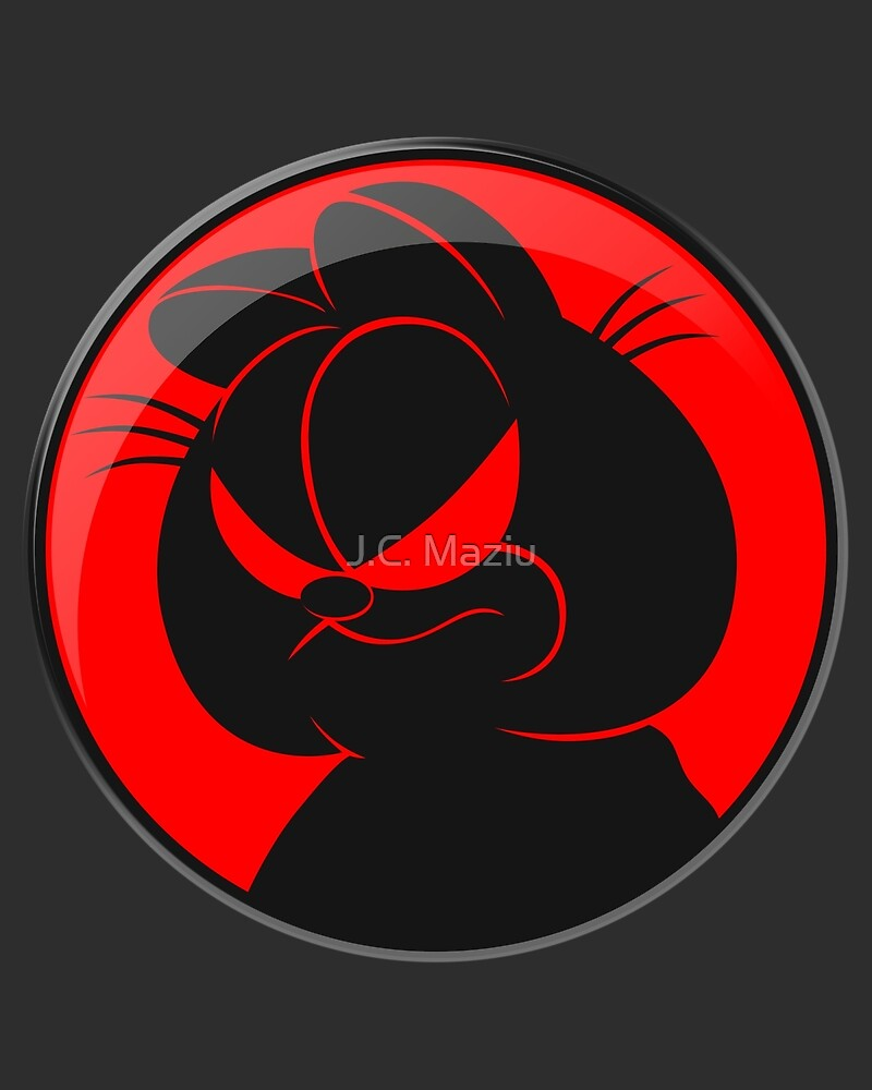 HungryCats (logo) by J.C. Maziu