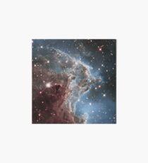 NGC 2174-Nearby Star Factory Art Board