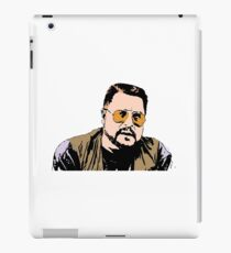 walter iPad Case/Skin