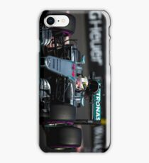 Lewis Hamilton Mercedes Amg Formula 1 iPhone Case/Skin