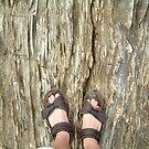 rocky ridges feet by Devan Foster