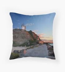 Nobbies Throw Pillow