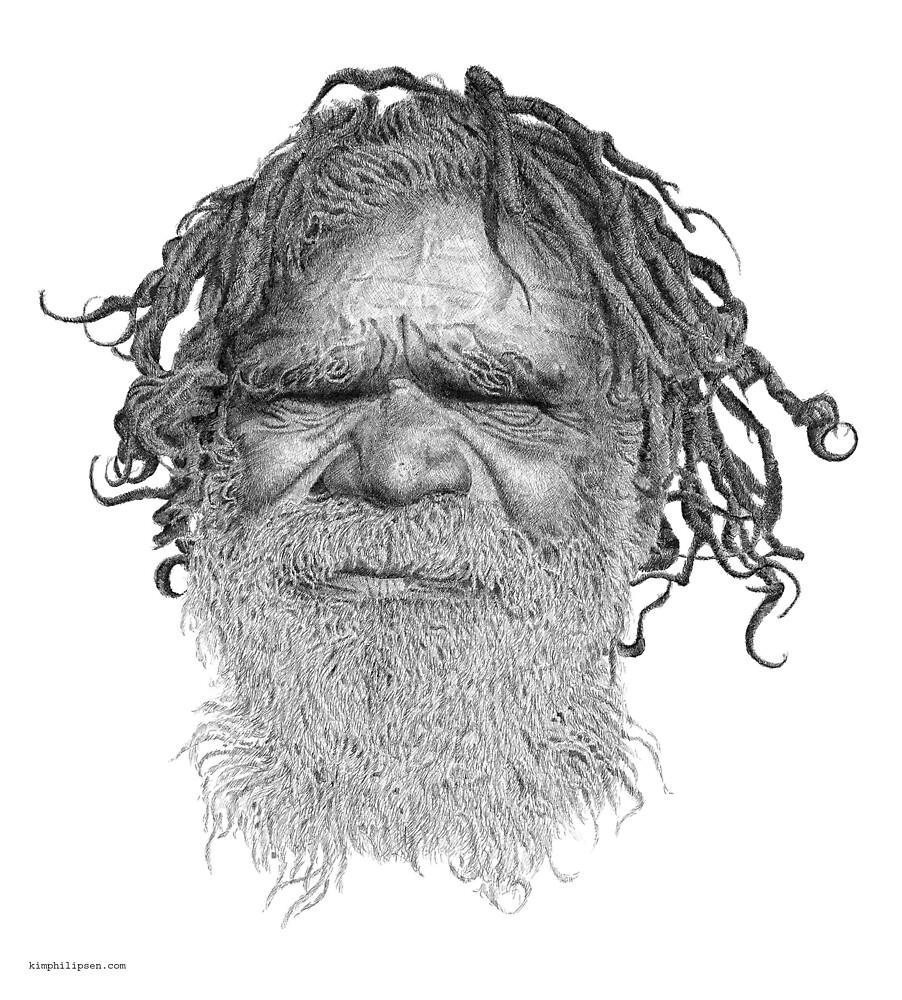 Australia Aboriginal by kim philipsen