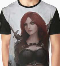 League of Legends - Katarina Graphic T-Shirt