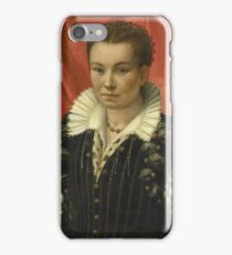 Portrait Of A Woman, 1549 iPhone Case/Skin