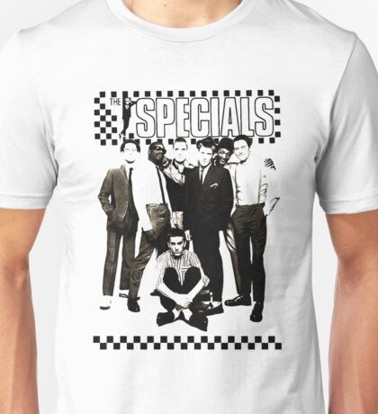 The Specials T-shirt for Men or Women. S to 3XL