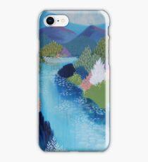 Summer Hills iPhone Case/Skin