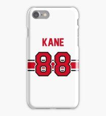 Patrick Kane - Chicago Blackhawks in WHITE iPhone Case/Skin