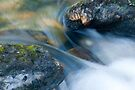 Flowing through the gap, Glen Lyon, Perthshire, Scotland by Cliff Williams