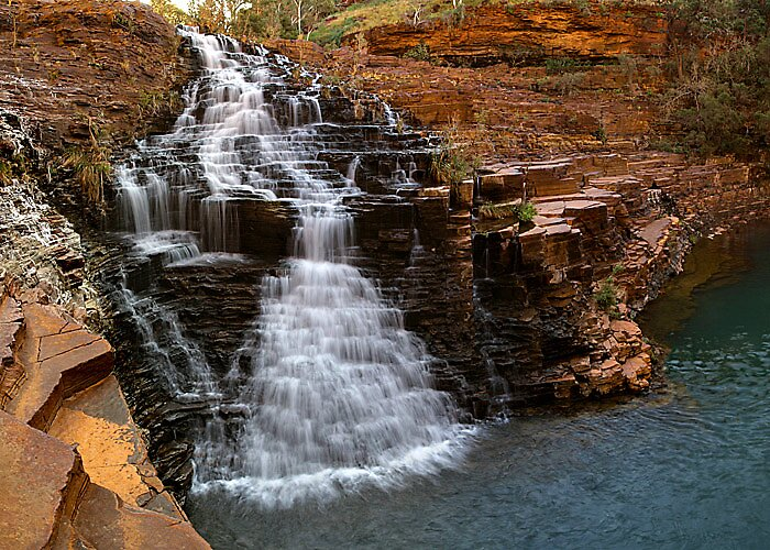 Fortescue Falls by graynomad