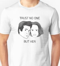Mulder & Scully T-Shirt