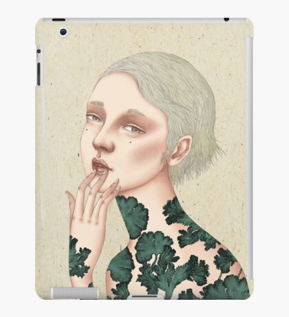 Glad You Looked? iPad Case/Skin