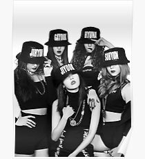 4minute Crazy Poster