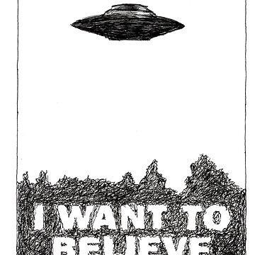 I Want To Believe by Salicath