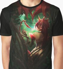 League of Legends - Zyra Graphic T-Shirt