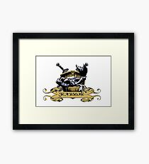 More Fearsome Than You Framed Print