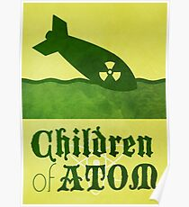 The Children of Atom Poster
