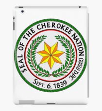 Cherokee Nation iPad Case/Skin