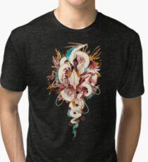 Chihiro 's gaze Tri-blend T-Shirt