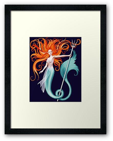 Siren II by Ivy Izzard