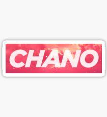 CHANO. Sticker