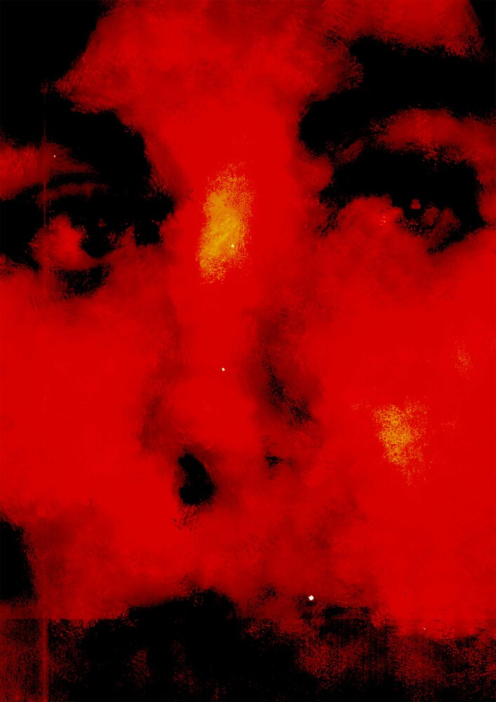 Red Sarah by MrThomas