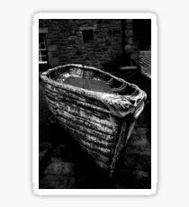 Old Boat Sticker
