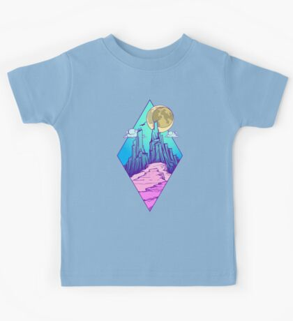 Mountain peak Kids Clothes