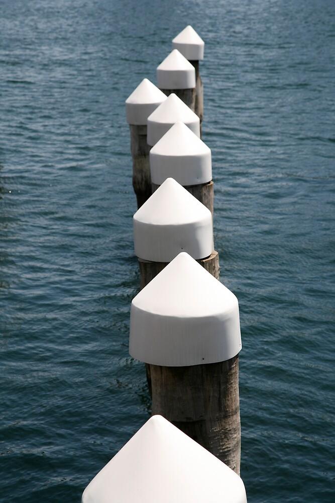 Pier pattern by Mark Williamson