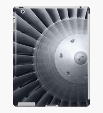 Jet Engine iPad Case/Skin
