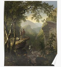 Asher Brown Durand - Kindred Spirits Poster